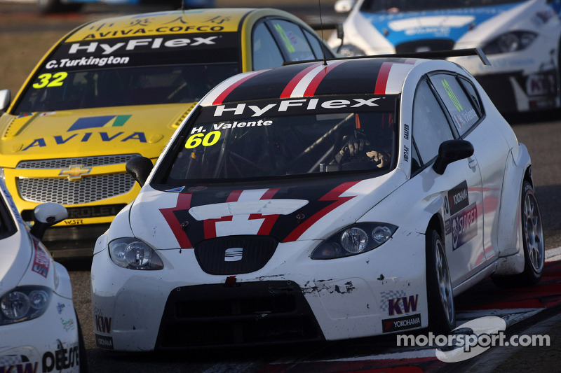 Hugo Valente, SEAT SR Leon 1.6, SUNRED Engineering