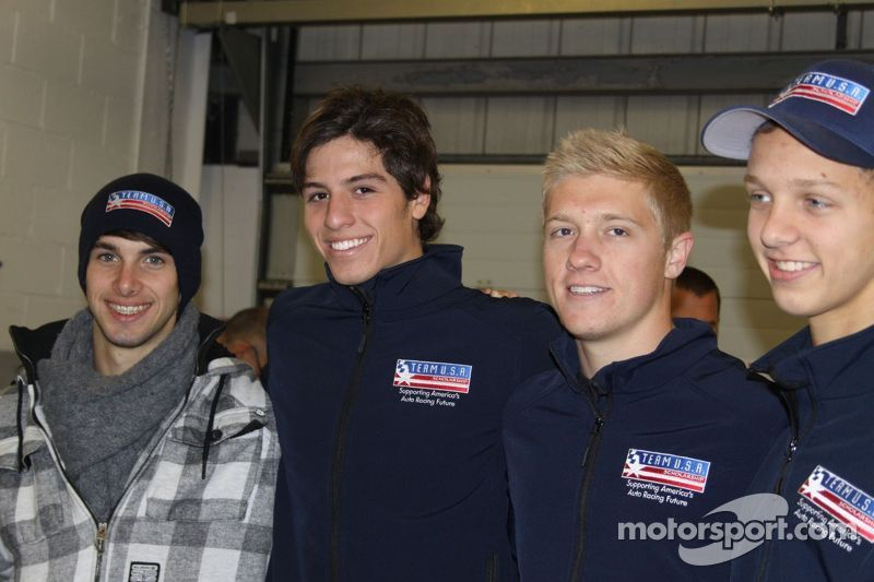 Felix Serralles, Tristan Nunez, Jack Mitchell Jr.