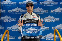 Pole winner Nelson A. Piquet