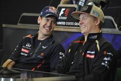 Sebastian Vettel, Red Bull Racing, Kimi Raikkonen, Lotus F1