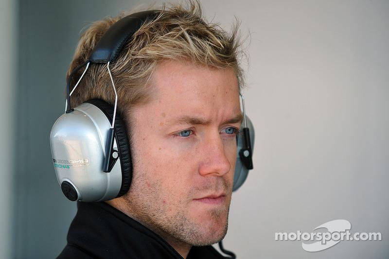 Dani Clos, HRT Third Driver