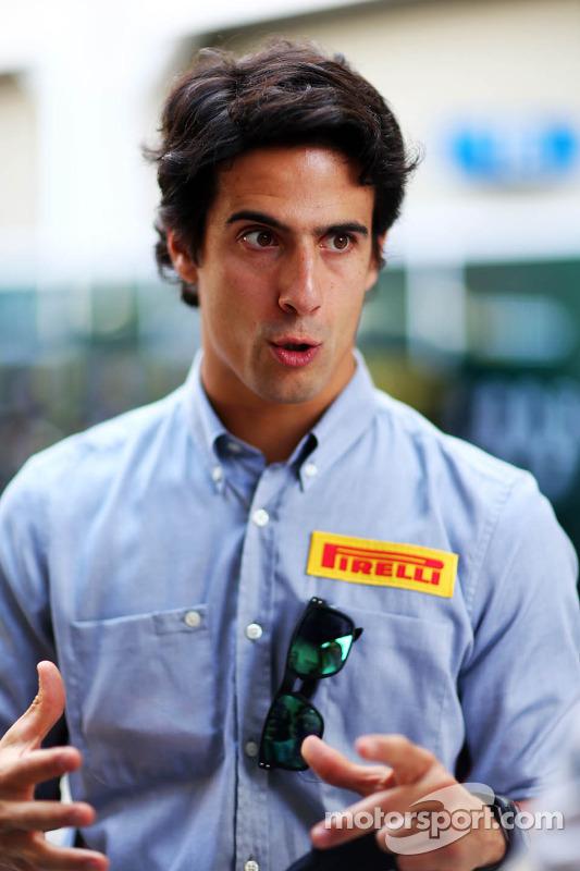 Lucas di Grassi, Pirelli Test Driver