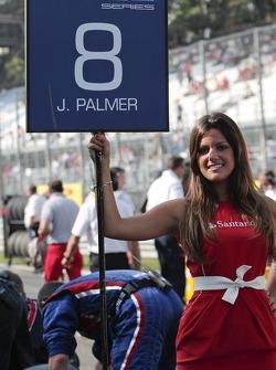 GP2 gridgirl