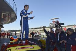 Finali Trofeo Pirelli winner Alessandro Balzan