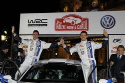 Sébastien Ogier en Julien Ingrassia