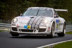 #39 Dörr Motorsport Porsche 911 GT3 Cup: Christian Gebhardt, Markus Grossmann, Timo Kluck