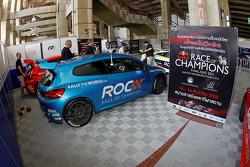 The ROC VW Scirocco