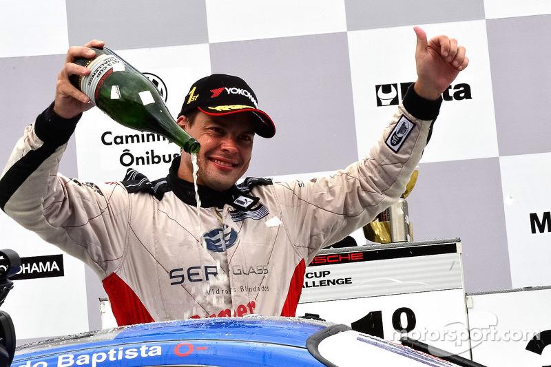 Porsche GT3 Cup: Interlagos
