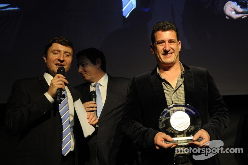 LMP2 champion Enzo Potolicchio, Starworks