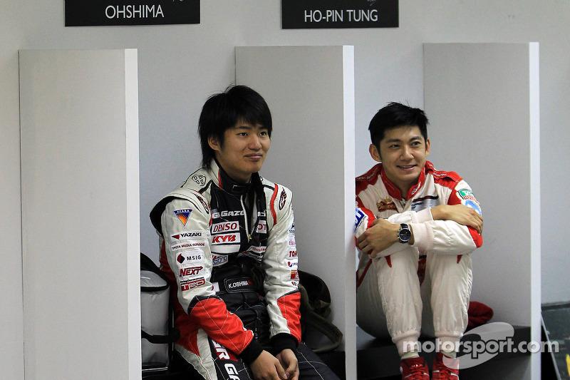 Ohshima and Ho-Pin Tung