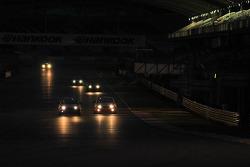 Race at night