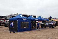Team YRC Yamaha area