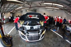 #24 Audi Sport Customer Racing/AJR Audi R8 Grand-Am