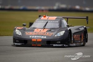 #10 Wayne Taylor Racing Corvette DP: Max Angelelli, Jordan Taylor, Ryan Hunter-Reay
