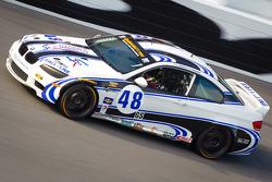 #48 Fall-Line Motorsports BMW M3 Coupe: George Richardson, Brett Sandberg