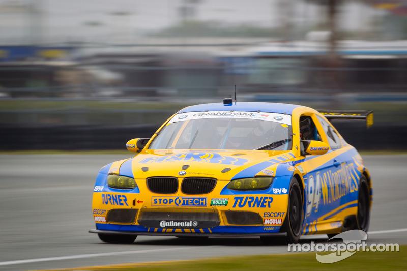 #94 Turner Motorsport BMW M3: Bill Auberlen, Paul Dalla Lana, Boris Said