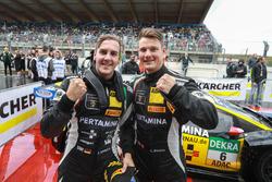 Florian Spengler und Christopher Zanella, HB Racing