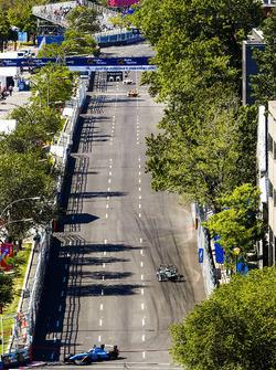 Николя Прост, Renault e.Dams, и Адам Кэррол, Jaguar Racing