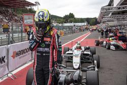 2. Joel Eriksson, Motopark Dallara F317 - Volkswagen