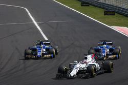 Пол ди Реста, Williams FW40, Паскаль Верляйн и Маркус Эрикссон, Sauber C36