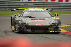 #42 Strakka Racing McLaren 650 S GT3: Nick Leventis, Lewis Williamson, Craig Fleming, Oliver Webb