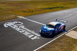 #1 Audi Sport Customer Racing Audi R8 LMS Ultra: Rob Smith