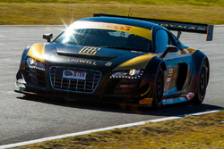 #17 Travers Beynon Racing Audi R8 LMS: Travers Beynon
