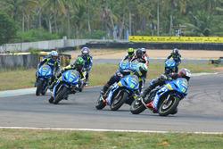 Suzuki Gixxer Cup: Coimbatore