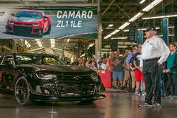 Auslieferung: Chevrolet Camaro ZL1