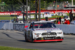 Sam Hornish Jr., Team Penske Ford takes the win