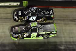 Austin Cindric, Brad Keselowski Racing Ford, T.J. Bell, Niece Motorsports Chevrolet