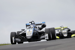 Ralf Aron, Hitech Grand Prix, Dallara F317 - Mercedes-Benz