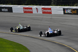 Эд Карпентер, Ed Carpenter Racing Chevrolet, и Конор Дэли, A.J. Foyt Enterprises Chevrolet