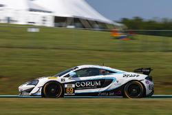 #69 Motorsports In Action McLaren GT4: Jesse Lazare, Chris Green
