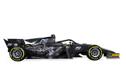 Новый автомобиль F2