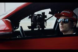 Raikkonen és Vettel örömautózása