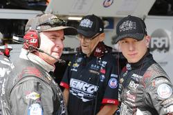 Joe Nemechek and John Hunter Nemechek, SWM-NEMCO Motorsports Chevrolet