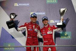 2. GTE Pro: #71 AF Corse Ferrari 488 GTE: Davide Rigon, Sam Bird