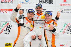 Steve Jans, Tim Scheerbarth, Alexander Mies, Porsche 911 GT3 Cup