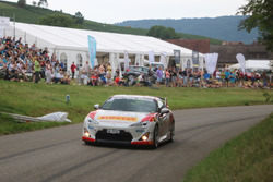 Florian Klein, Toyota GT86, Swiss Race Academy