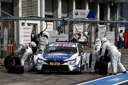 Піт-стоп, Максим Мартен BMW Team RBM, BMW M4 DTM