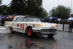 St Mary's Trophy Tom Kristensen Ford Thunderbird