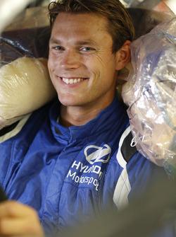 أندرياس ميكيلسن، فريق سيتروين العالمي للراليات