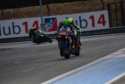 #66 Sarazin Motorsport by Hall Moto 02, Yamaha: Fabrice Auger, Adrien Ganfronina, Julien Diguet
