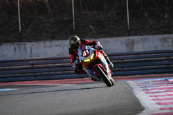 #41 RAC41 Honda, Honda: Cyprien Schmidt, Geatan Gouget, Axel Aynie