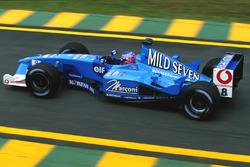 Дженсон Баттон, Benetton B201