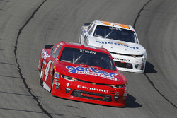 Ross Chastain, JD Motorsports Chevrolet, Spencer Gallagher, GMS Racing Chevrolet