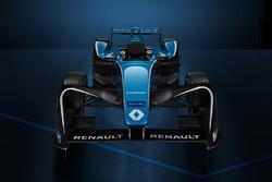 Представление ливреи Renault e.Dams
