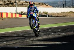 September Aragon testing