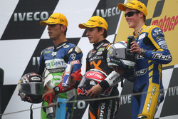 Podium: 1. Marc Marquez, 2. Kenan Sofuoglu, 3. Bradly Smith